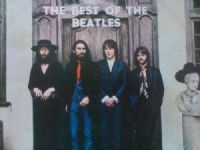 Beatles-The Best of (Unofficial Singapore Release) HTE1006 Secondhand Vinyl